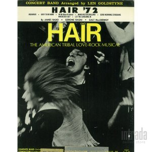 HAIR '72 (THE AMERICAN TRIBAL LOVE-ROCK MUSICAL)|intrada-onlinestore