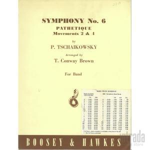 SYMPHONY NO.6 (交響曲第6番「悲愴」) / チャイコフスキー|intrada-onlinestore