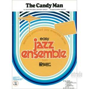 The Candy Man / 「陽気なキャンディ・マン」 サミー・デイヴィスJr|intrada-onlinestore