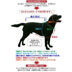 おもしろコメント 犬服 Tシャツ 3L〜7Lサイズ 中型犬 犬屋 オリジナル デザイン 春夏 (柴犬 フレンチブルドッグ フレブル コーギー ラブラドルレトリバー ゴー|inuya|10