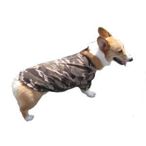 犬 服 迷彩 Tシャツ 3L〜7L 中型犬/大型犬 春 夏 名入れ無し 犬屋|inuya|03