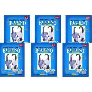 ペパーレット 固まる紙砂 ブルーノ 6.5L 6袋