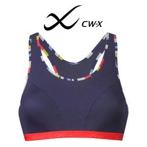 ワコール CW-X スポーツブラ 走る人のブラ 5方向サポート機能 スポーツ用ブラジャー単品 EFカップ HTY168|inw