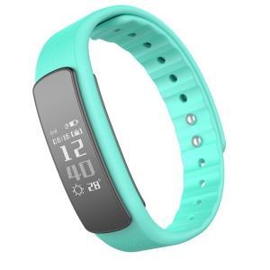 スマートウォッチ iWOWNfit i6 HR(ミント グリーン)リストバンド型心拍睡眠活動量計...