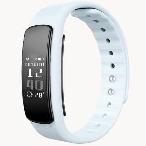 スマートウォッチ iWOWNfit i6 HR(パウダーブルー)リストバンド型心拍睡眠活動量計...