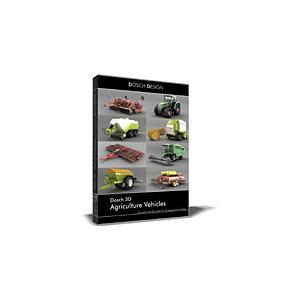 DOSCH 3D : Agriculture Vehicles (D3D-AGVE)|iogear