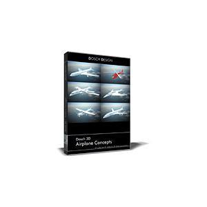 DOSCH 3D : Airplane Concepts (D3D-AIRCON)|iogear