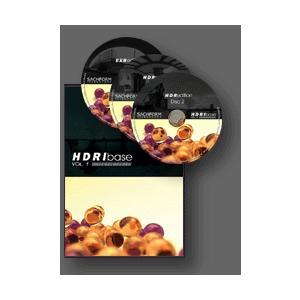 Sachform HDRIbase Vol.1 HDR版 / EXR版|iogear