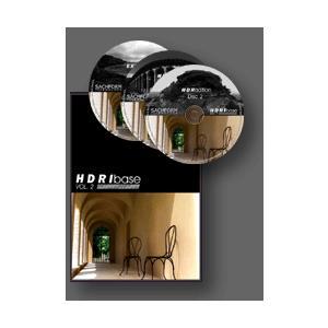 Sachform HDRIbase Vol.2 HDR版 / EXR版|iogear