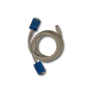 USB KVMケーブル 1.8m KC-1501U iogear