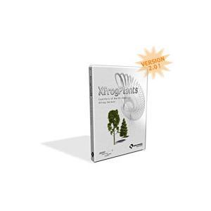XfrogPlants USA Conifers(アメリカの針葉樹) Version 2|iogear
