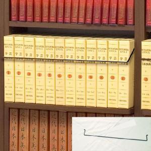 6/25限定プレミアム会員10%OFF! 〈オプション〉天井突っ張り本棚「愛書家」専用 大型本用ブックガード|ioo