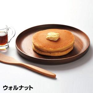 旭川クラフト 木製ホットケーキ皿|ioo
