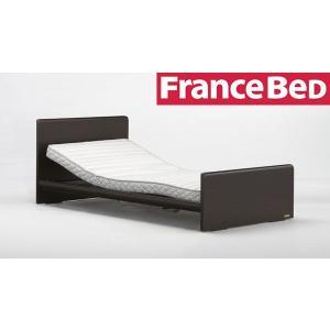 フランスベッド 電動ベッド+マットレス プレオックスPO-F1 2モーター+マイクロRX-Vマットレス セミダブル ioo