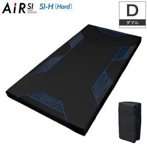 東京西川 エアー マットレス ハード AIR-SI-H ダブル ウレタンマットレス ノンスプリング ベッドマット ioo