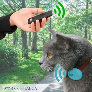 ネコ 迷子 ロケーター タブキャット tabcat 本体 ip-plus