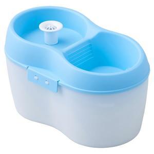 ペット 犬 猫 自動 給水器 循環式 ペット給水器 PetH2O 2L 本体 ip-plus