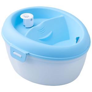 ペット 犬 猫 自動 給水器 循環式 ペット給水器 PetH2O 4L 本体 ip-plus