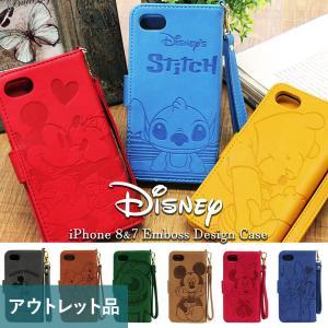 スマホケース iphone8 iphone7 ケース ディズニー 手帳 かわいい 手帳型 アイフォン...