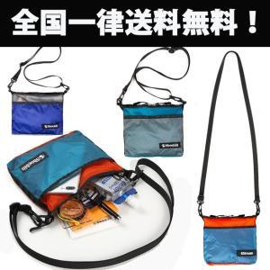 サコッシュ バッグ ナイロン メンズ レディース 登山 防水 ショルダーバッグ アウトドア 小さめ 軽量 ブランド|iphone-smart