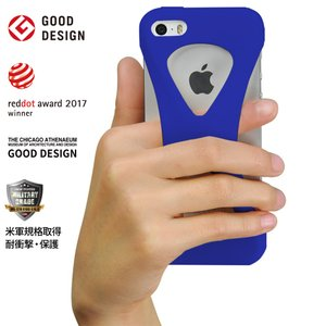 Palmo for iPhoneSE iPhone5s iPhone5c iPhone5 Blue ...