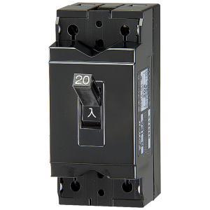 テンパール工業 B2EA15 安全ブレーカ 2P2E 15A