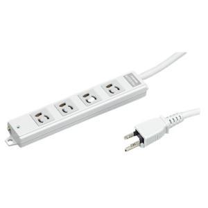 東芝ライテック DH8124EN-3 OAタップ 4コ口 抜け止め形 コード長3m DH8124EN3