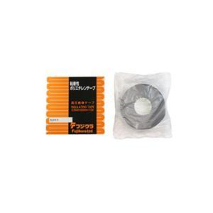 フジクラ FB-U テープ TAPE) 粘着性ポリエチレンテープ 高圧絶縁テープ 0.5mm×20mm×10m FBU|ipicks