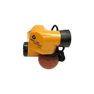 石神井計器製作所 HB-3 コンパスグラス 一般モデル オレンジ HB3