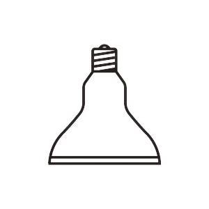 オーデリック NO230H スポットライト用交換LEDランプ 電球色