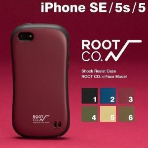 iFace iPhone SE iPhone5s iPhone5 iFace ケース ROOT CO. アイフェイス iPhoneSE ケース アイフォンSE 耐衝撃 ハード ケース 正規品 マットカラー ルートコー|iplus