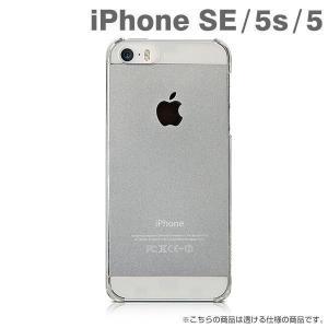 iphoneSE iphone5s iphone5 ケース ハード クリア カバー simplism  (Airly) 超極薄ハードケース(クリア) iPhone se アイフォン アイホン|iplus