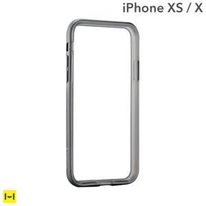 iphonex アイフォンx バンパー ケース アイホンx アルミニウムバンパー iphone10 アイホンテン スペースグレイ simplism Turtle Bumper|iplus