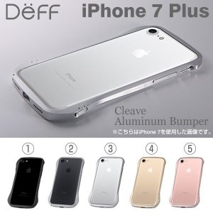 iPhone7Plus アイフォン7 プラス アイホン7 プラス Deff アルミバンパー ケース カバー バンパー Cleave Aluminum Bumper Limited Edition for iPhone7Plus|iplus
