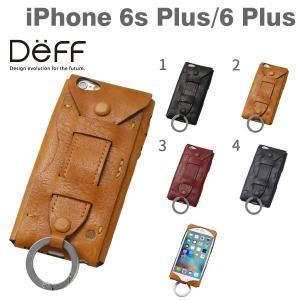 iPhone6s Plus iphone6 Plus ケース レザー スマホケース Deff Baseball Gloves ディーフ レザーケース|iplus