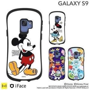 iFace galaxys9 ケース ディズニー 耐衝撃 ピクサー アイフェイス ケース ギャラクシ...