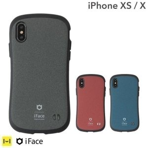 スマホカバー iPhoneX ケース iFace アイフェイス アイフォンX ケース iPhone X スマホケース メンズ First Class Sense センス マット ハードケース 耐衝撃|iplus