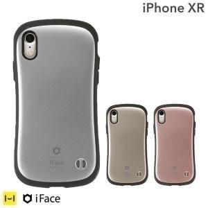 iphonexr ケース iphone xr ケース アイフォンxr ケース 耐衝撃 iFace アイフェイス アイホン テンアール スマホケース First Class Metallic|iplus