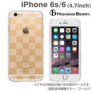 iPhone6s iPhone6 ソフトケース Highen...