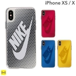 iphonex ケース ナイキ NIKE アイフォンテン ケース GRAPHIC SWOOSH iPhoneケース|iplus