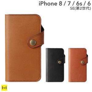 iphone8 iphone7 ケース iphone6s iphone6 ケース カバー 栃木レザー ベロ付ダイアリーケース iplus