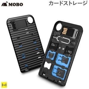 スマホ周りの必需品をカード1つにSIMカード変換アダプタ、microSDカードリーダーなど、スマホ...