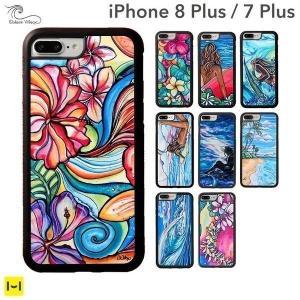 iphone8plus iphone7plus ケース アイフォン8プラス Colleen Wilcox コリーン ウィルコックス ハワイ発 オシャレ iPhoneケース|iplus