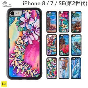 アイフォン8 ケース iPhone8 Plus iPhone7 iPhone7Plus ケース カバー Colleen Wilcox コリーン ウィルコックス ハワイアン 雑貨 アート サーフ|iplus