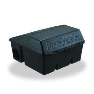 ネズミ駆除 ベイトボックス 毒餌容器 プロテクタベイトステ−ション (6個入) 殺鼠剤 屋外設置用|ipm-store