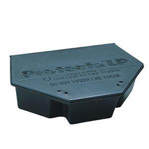 ネズミ駆除 ベイトボックス 毒餌容器 プロテクタLP 鍵付き いたずら防止|ipm-store