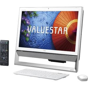 NEC VALUESTAR PC-VS370SSW 21.5型 Celeron Dual-Core 2957U HDD1TB メモリ4GB Windows 8.1 Office2016付属 ファインホワイト の商品画像