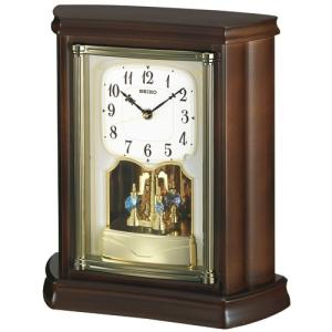【セイコー】SEIKO 電波置き時計 BY233B 【時の逸品館】|ippin-seiko-clock