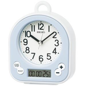 【セイコー】SEIKO 生活防水・タイマー機能付き置き時計 BZ358L 【時の逸品館】|ippin-seiko-clock