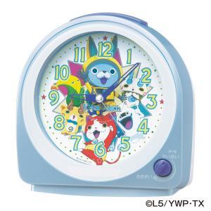 【セイコー】SEIKO 妖怪ウォッチ・目覚まし時計 CQ144L 【時の逸品館】 ippin-seiko-clock